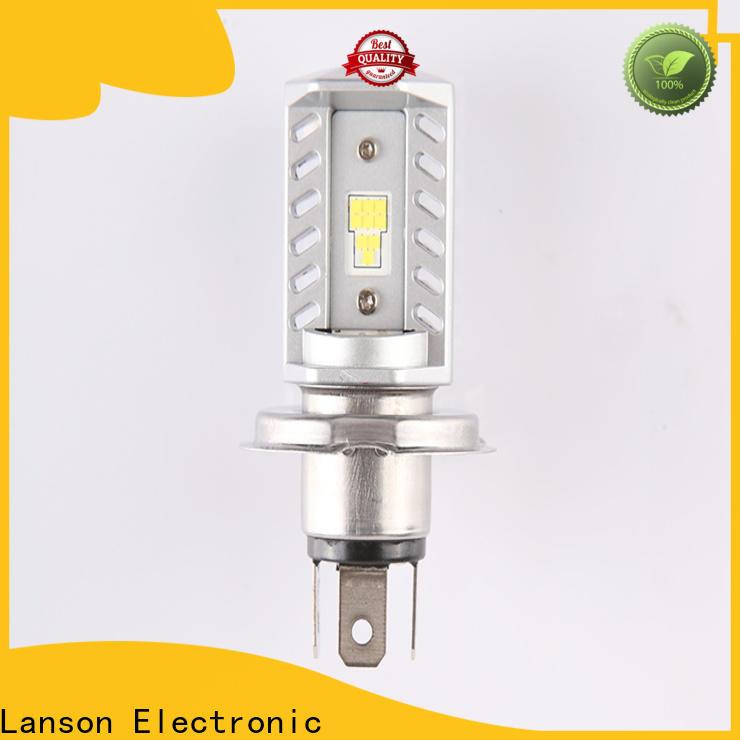 Lanson brightest motorcycle headlight factory for van