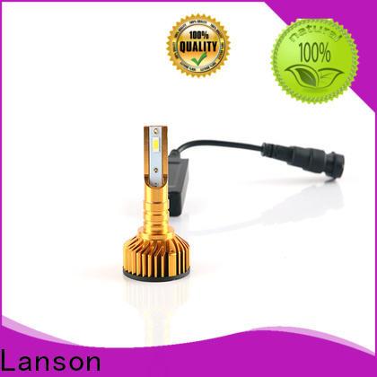 Lanson automotive bulbs car led headlight bulbs supplier foir lorry