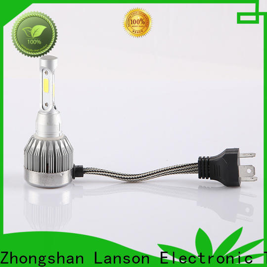 Lanson h4 led motorcycle headlight customized for truck