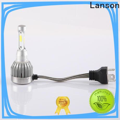 Lanson long lasting led motorcycle headlight bulb h4 customized for vehicles