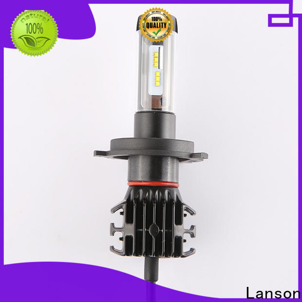 Lanson motorcycle headlamp bulbs directly sale for truck