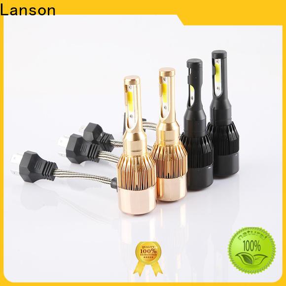 Lanson c6 led headlight h1 factory for illumination
