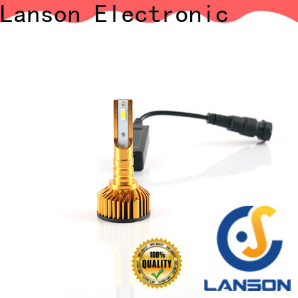 Lanson led F2 auto headlights supplier for truck