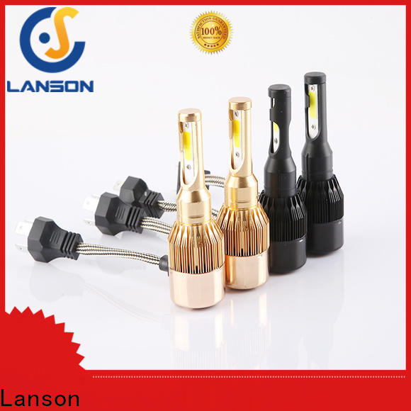 Lanson C6F headlight bulb replacement manufacturer for van