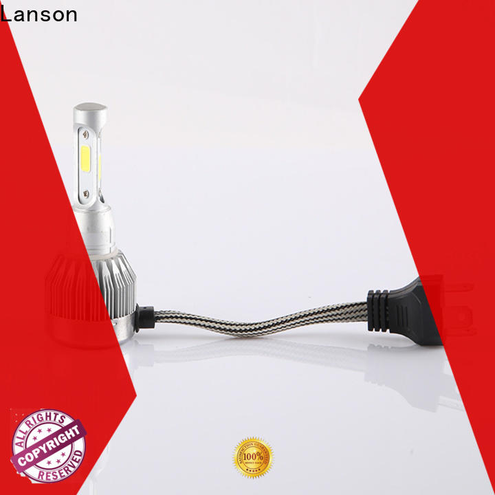 Lanson h4 led motorcycle headlight directly sale for van
