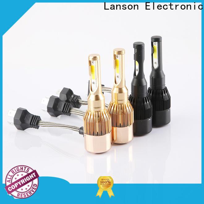 Lanson best led headlight for car design for illumination