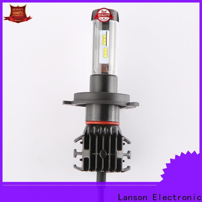 Lanson small led motorcycle headlight series for illumination