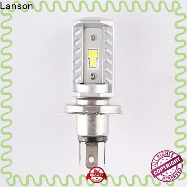 Lanson mt1 brightest motorcycle headlight bulbs factory for truck