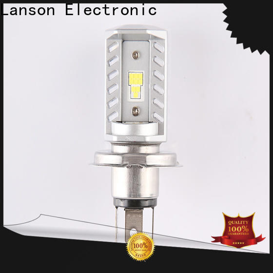 Lanson brightest motorcycle headlight manufacturer for truck