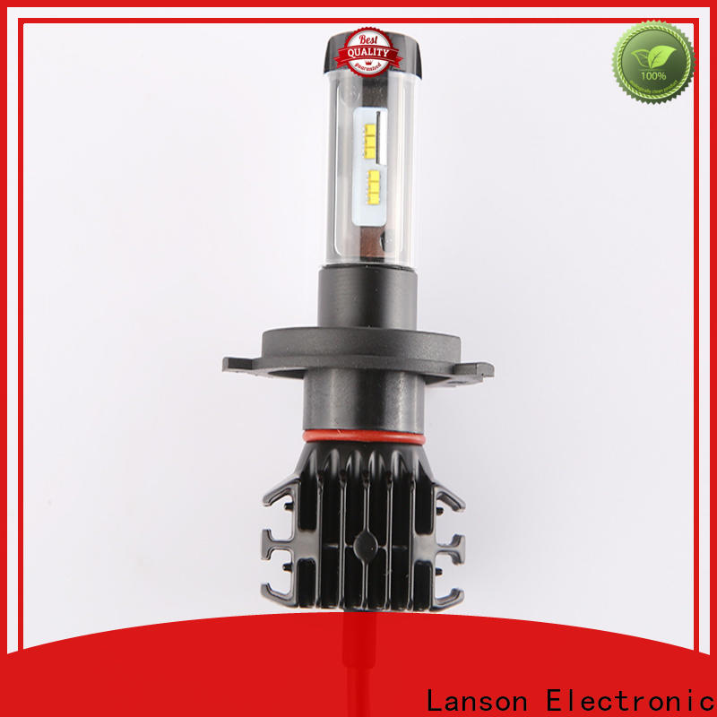 Lanson bulbs led auto headlamps personalized for vehicles