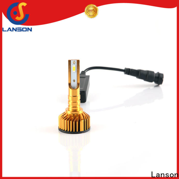 Lanson h1 led bulb supplier foir lorry