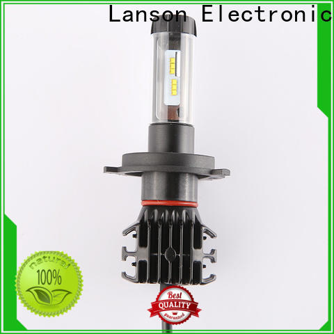 Lanson bulbs small led motorcycle headlight directly sale for truck