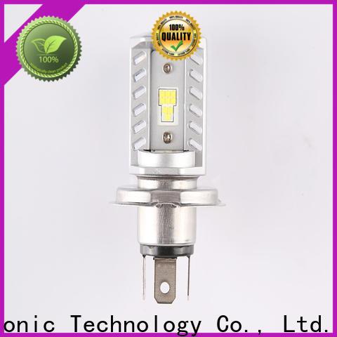 Lanson MT1 motorcycle headlight bulbs customized for vehicles
