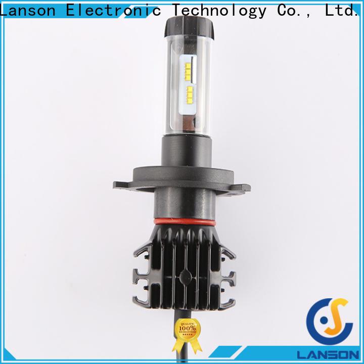 Lanson ZES light sources led auto headlamps series for van