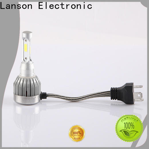 Lanson h4 led motorcycle headlight customized foir lorry