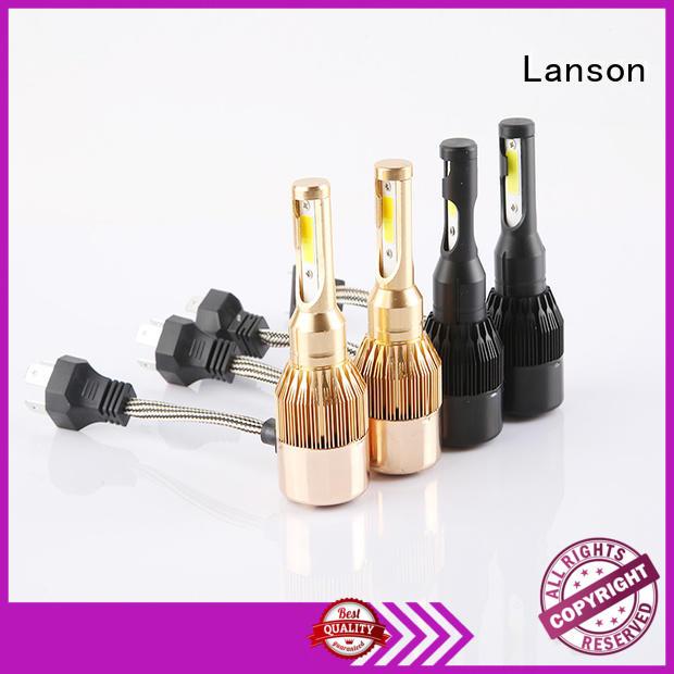 Lanson best led headlight for car factory for van